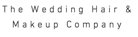 Wedding Hair & Makeup logo