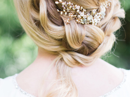 Wedding Hair Ideas - Up-do's