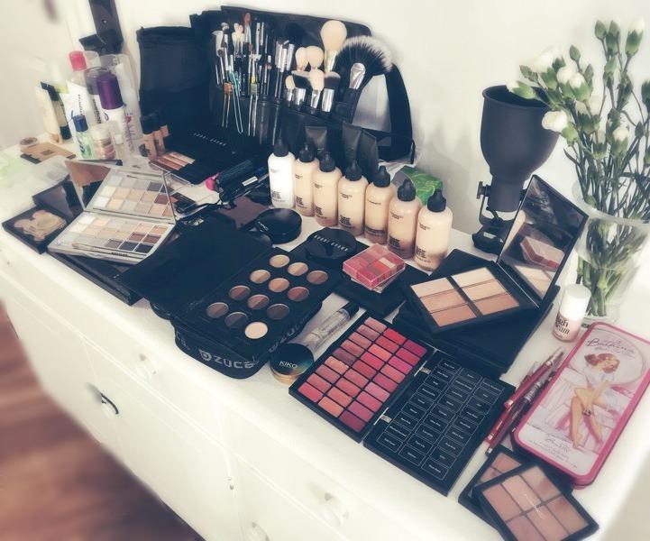 Morgana's Makeup Kit