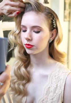 Hair & Makeup by Sophie