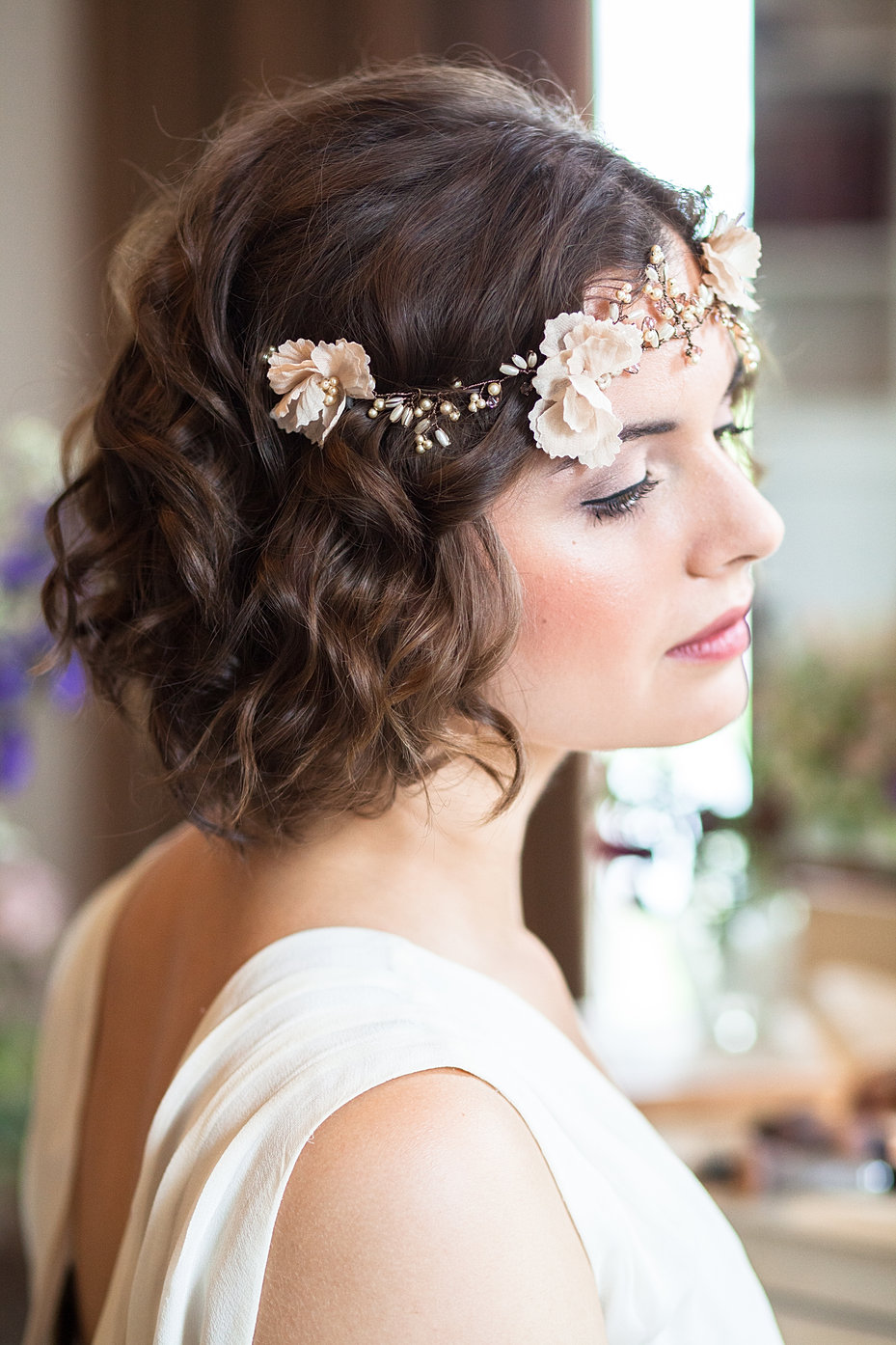 the bridal stylists - wedding makeup & hair styling
