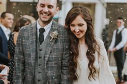 Boho Wedding Hair & Makeup