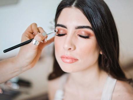 Modern Wedding Hair & Makeup for 2018