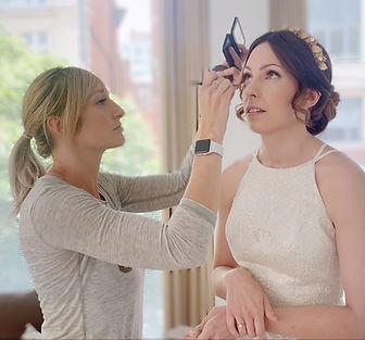 hair and makeup artist london
