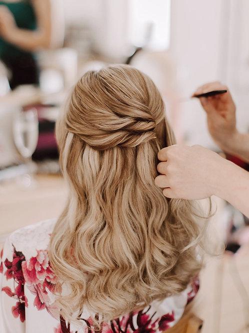 Bridal Hair     2 Days