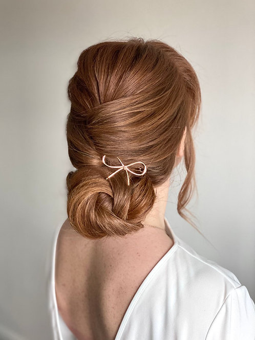 1-1 Masteclass | Bridal Hair