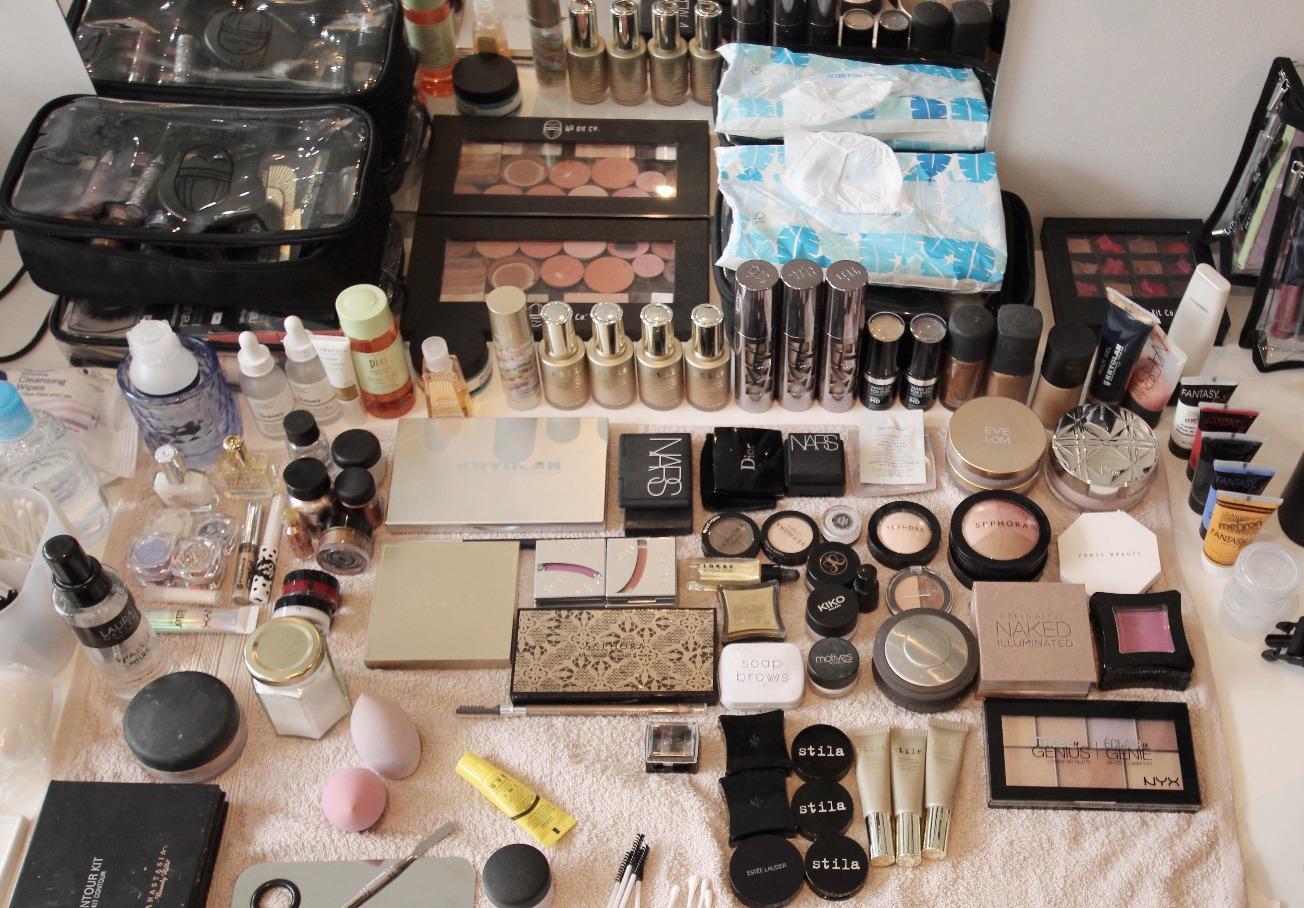 Ash's Makeup Kit