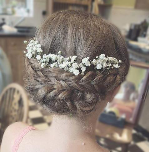 Hair by Saskia