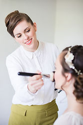 Bridal hair and makeup artist, Manchester