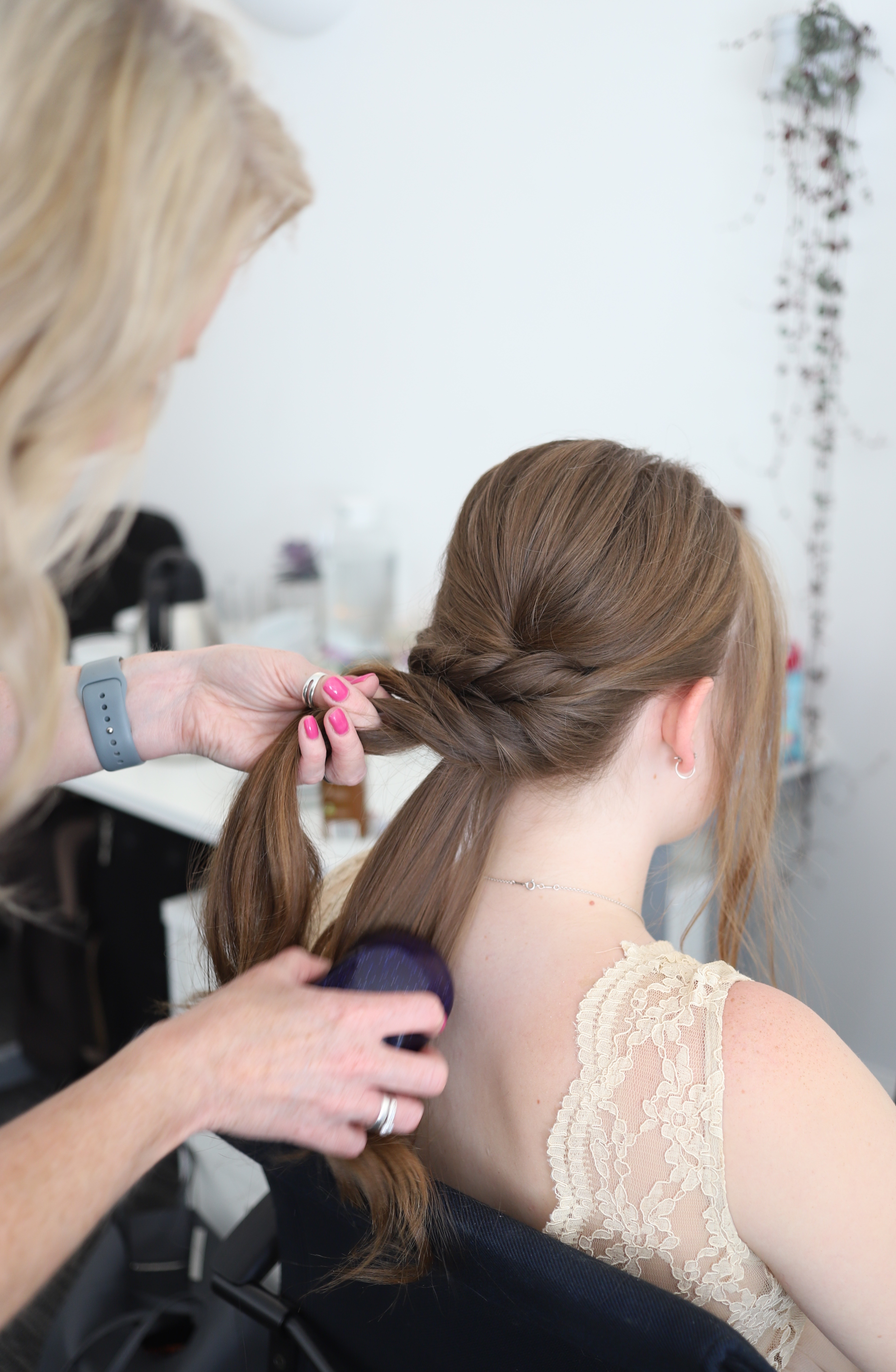 Wedding Hair Masterclass