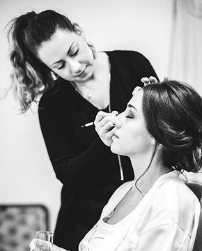 wedding hair and makeup artist west london
