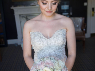 Wedding Hair & Makeup at Highfield Park Hotel, Hook, Hampshire