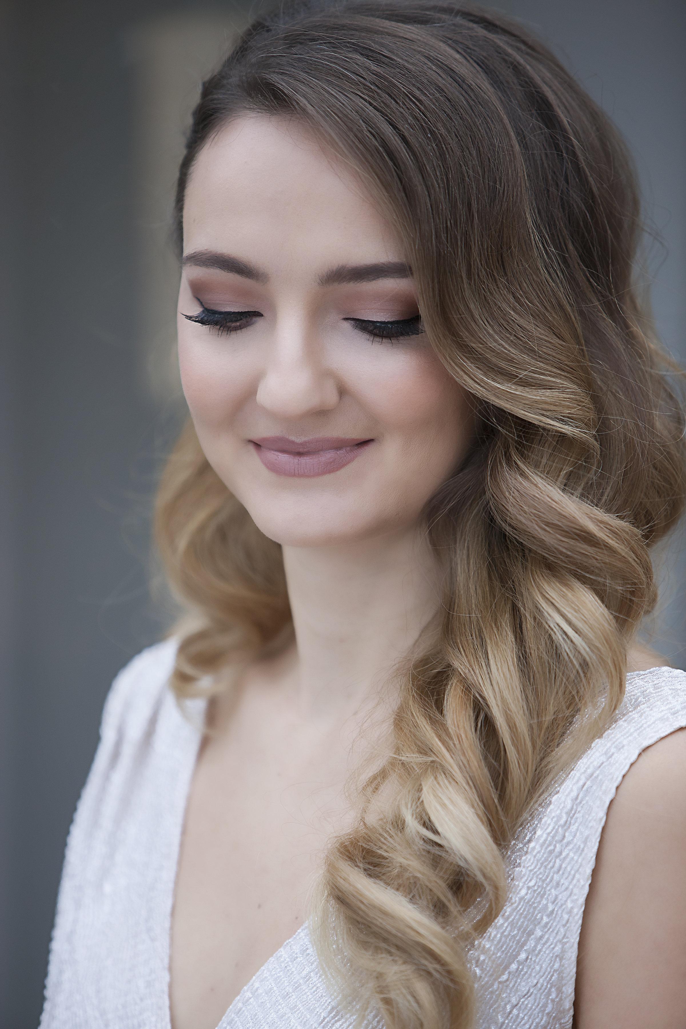 Hair & Makeup by Natasha