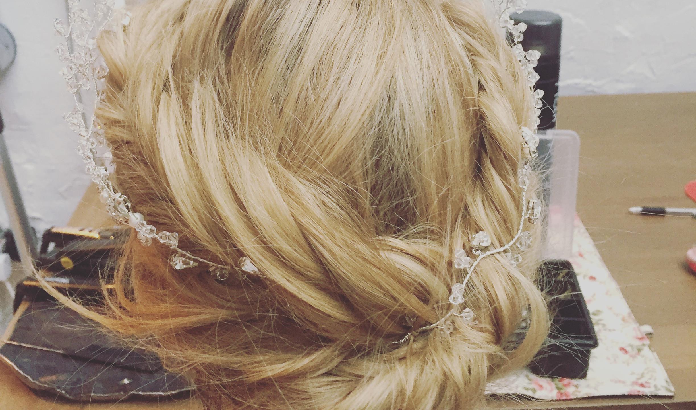 Boho Bridal Hair