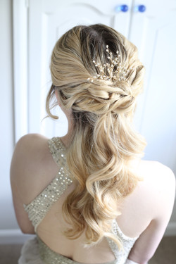 Bridal hair and makeup, The midlands