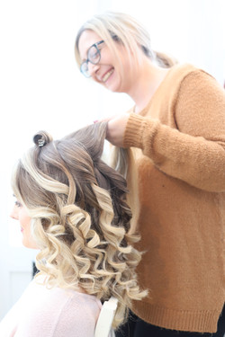 Hair up course