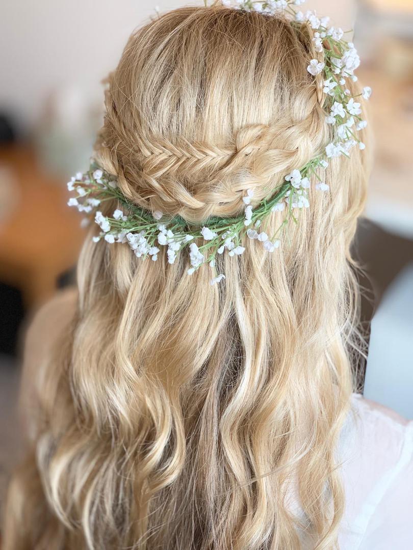 Wedding Hair Training Course