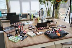 Helen's Makeup Kit