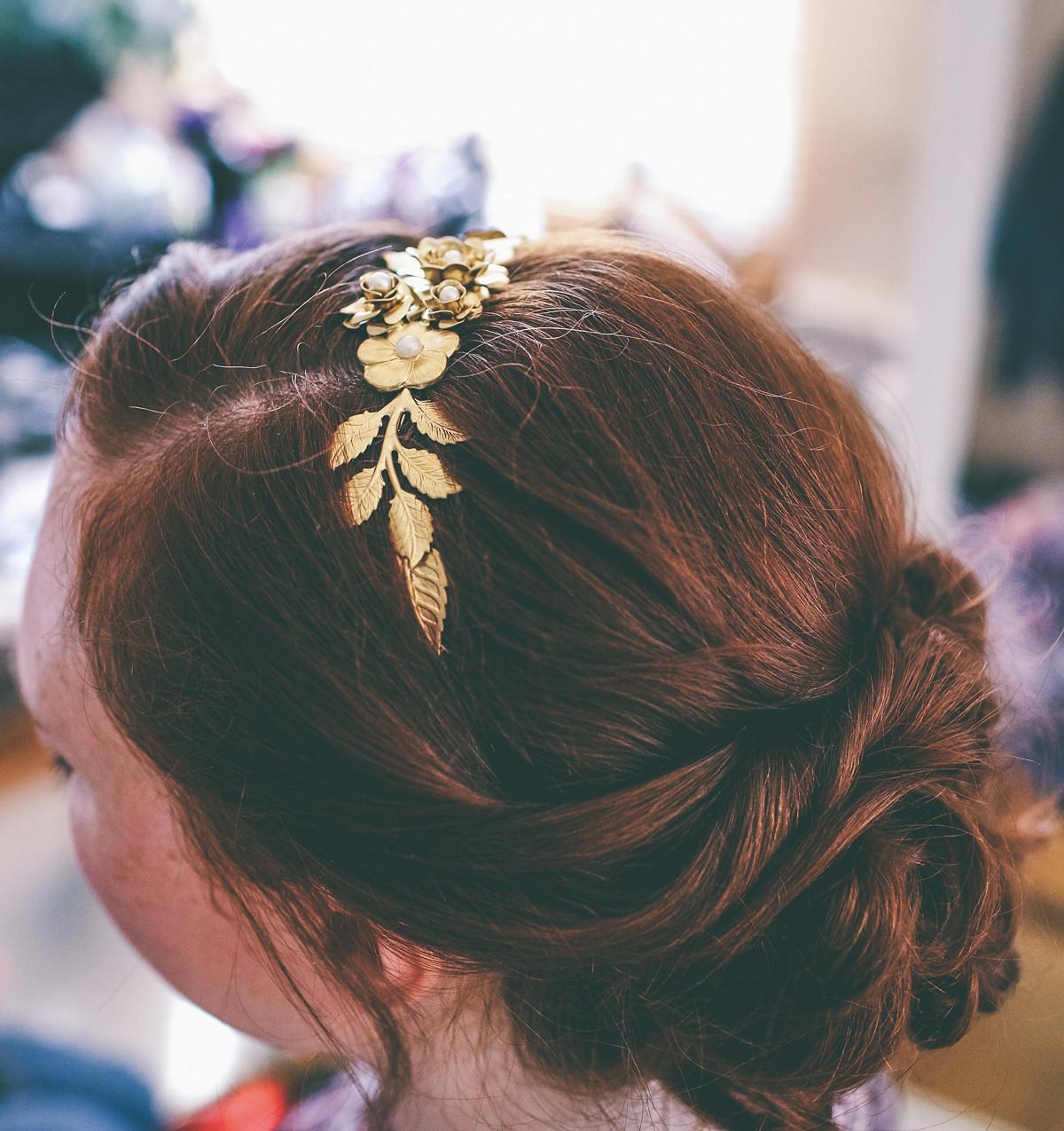 kate wedding hair london