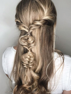 Hair by Rose