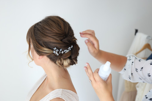 Wedding Hair Course