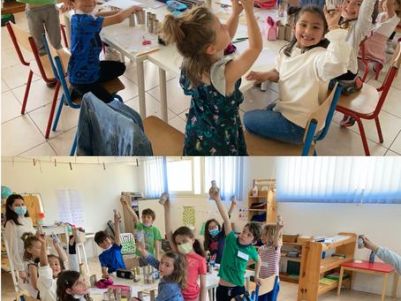 Découverte de la généalogie pour nos élèves de primaire