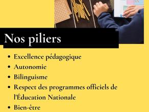Portes ouvertes de notre école internationale à Marseille