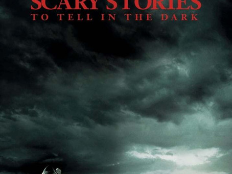 Watchable? Maybe. Scary Sories to Tell in the Dark