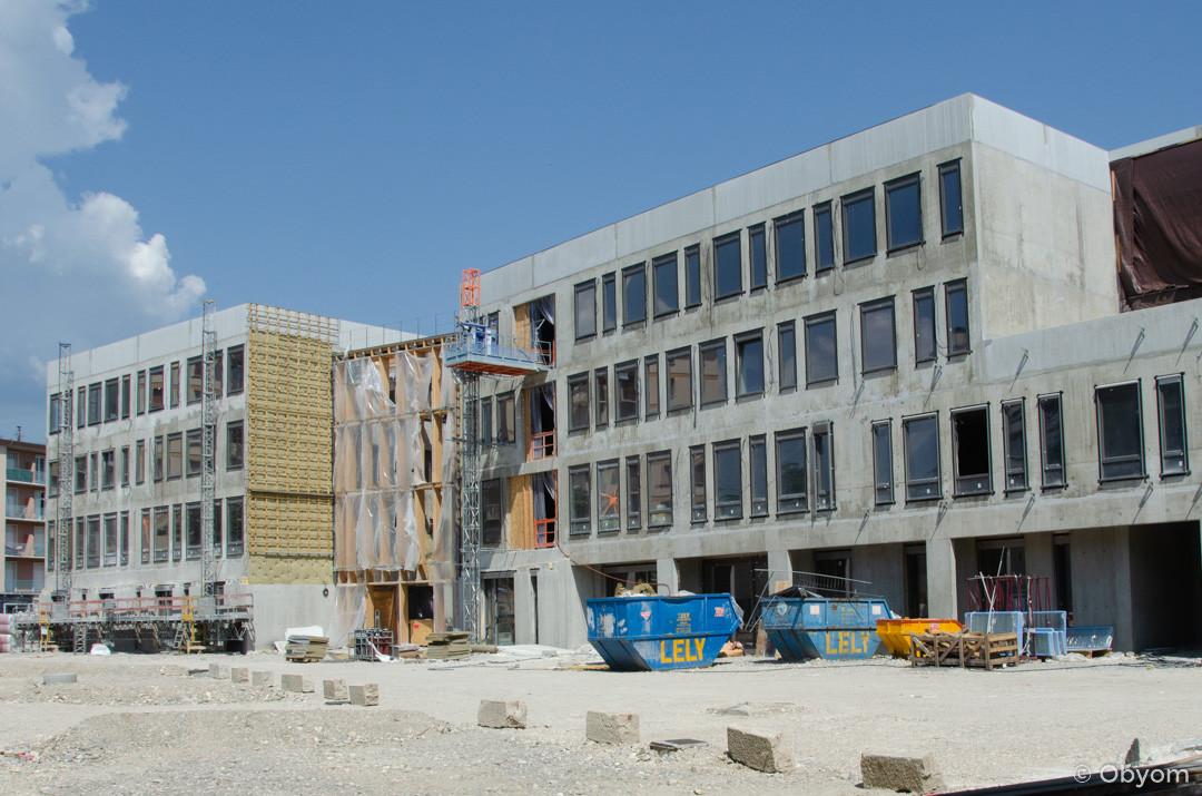 Lycée Mounier - ERP - Grenoble