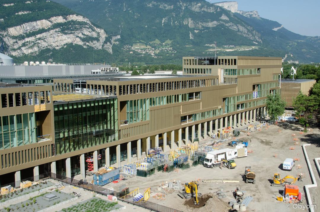 Schneider Electric XPOLE - Bureaux - Grenoble