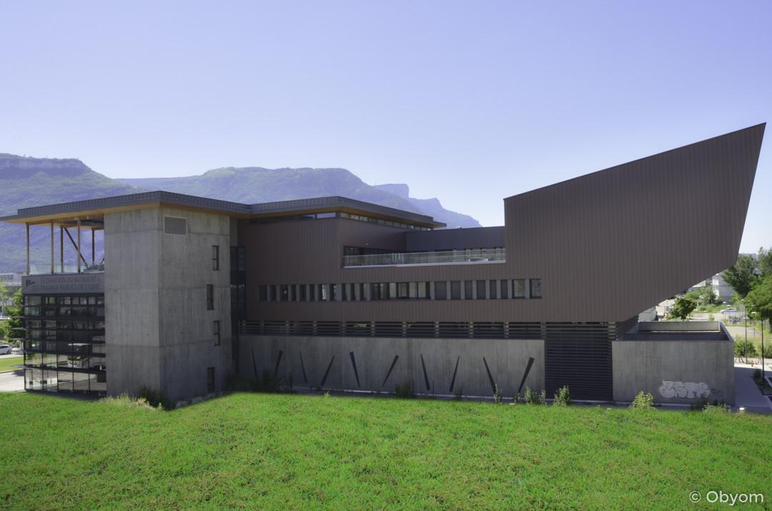 Fédération du bâtiment de l'Isère - Bureaux à Grenoble