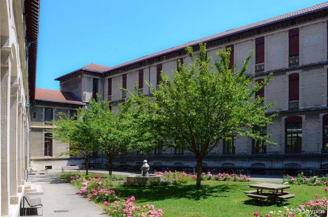 Lycée Champollion - ERP - Grenoble