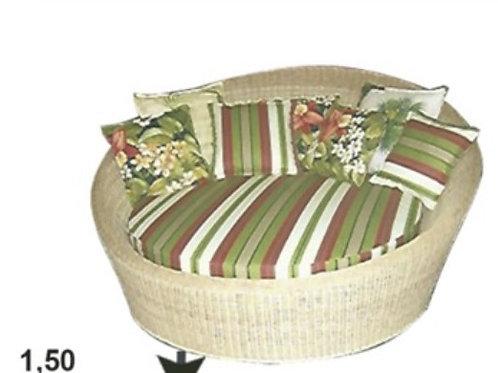 009 - Chaise redonda