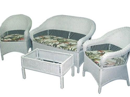 011 - sofa e duas poltronas