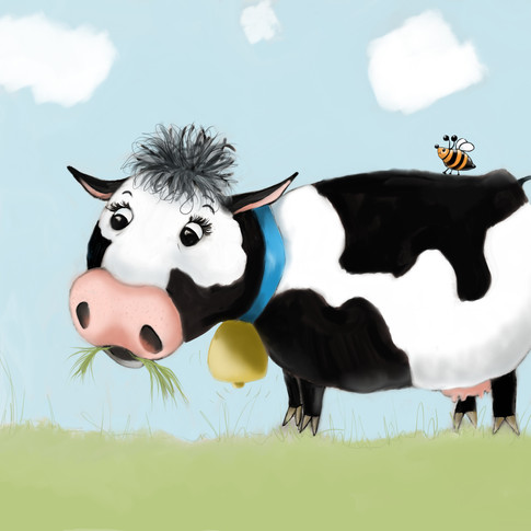 Chewy the Cow