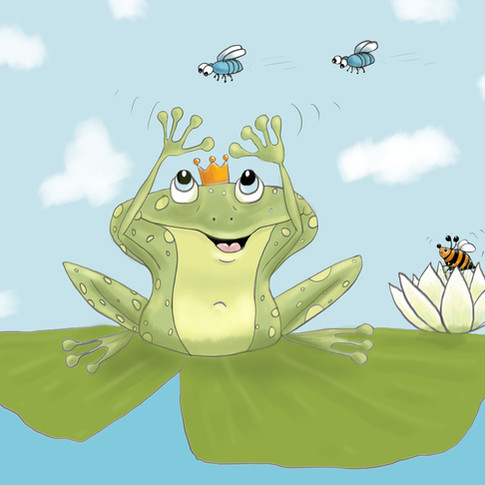 Frogs and Flies