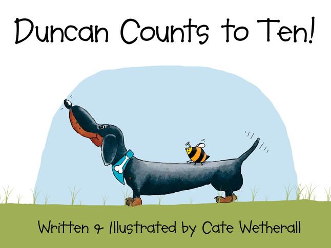 New Book: Duncan Counts to Ten