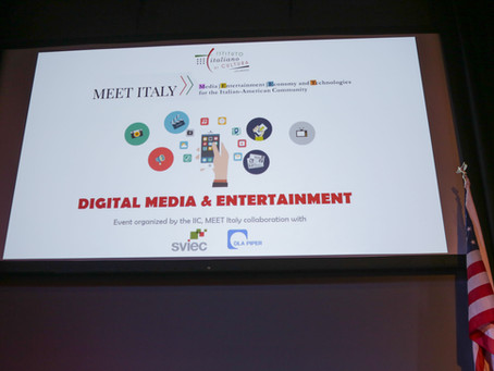 Digital Media and Entertainment
