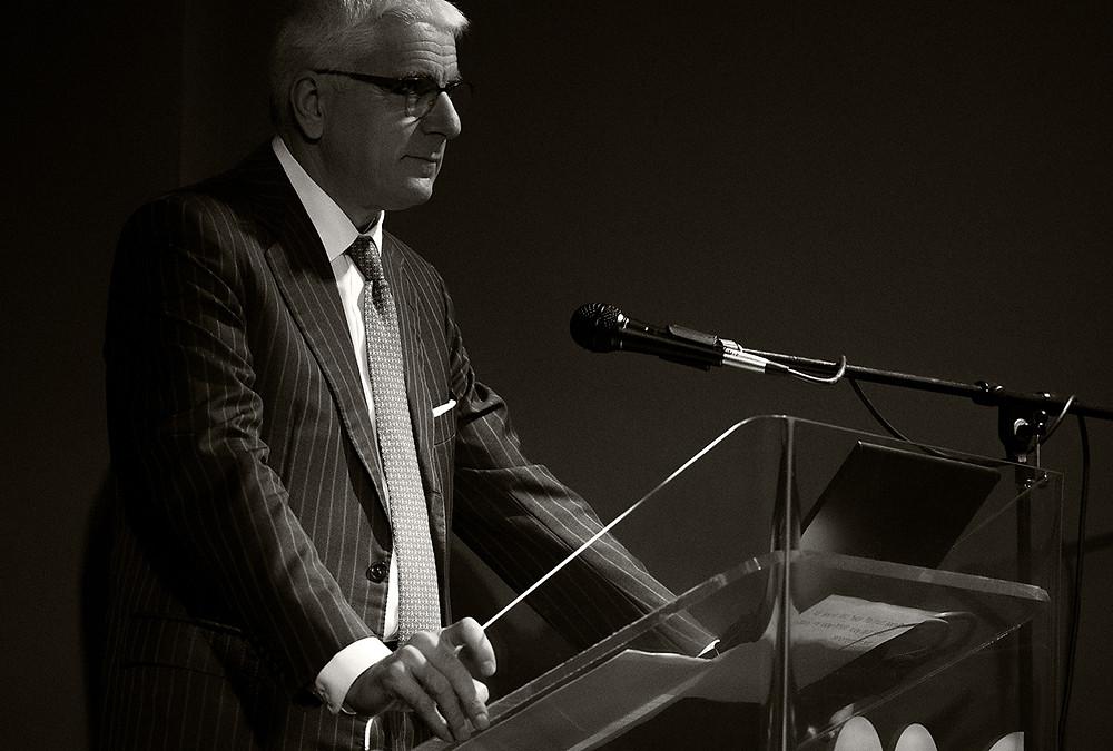 Silvio Angori, CEO Pininfarina SpA – © 2017 John Livzey