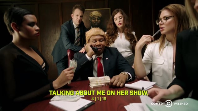 The Daily Show: Black Trump