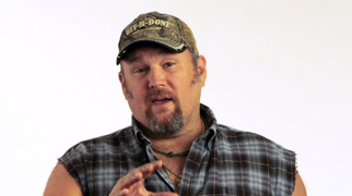 History: Only in America with Larry the Cable Guy