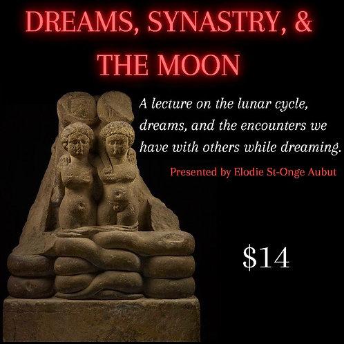 Dreams, Synastry & the Moon