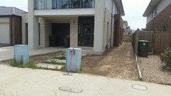 After Site Levelling