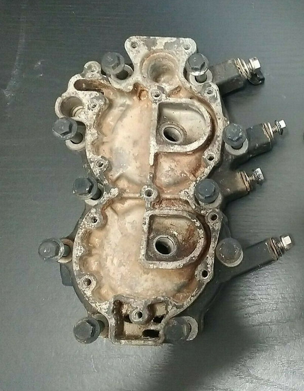Use Evinrude Outboard Cylinder Head