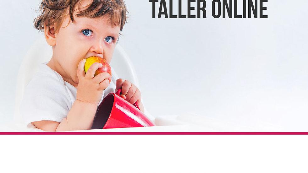 Alimentación infantil y BLW