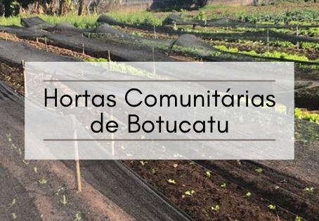 Hortas Comunitárias de Botucatu