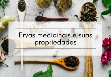 Ervas medicinais e suas propriedades