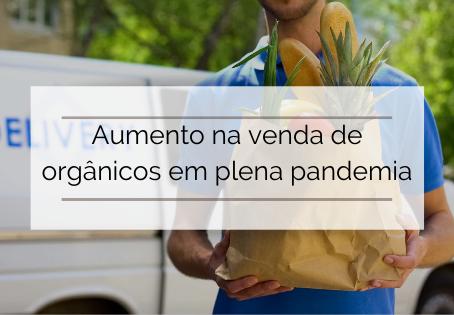 Pandemia x Mercado orgânico