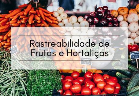 Rastreabilidade de frutas e hortaliças
