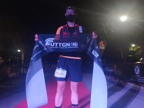 More kilometres more fun. My first 100 Miler: Ultra Trail Tarragona 2021.